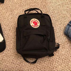Fjallraven kanken bookbag mini